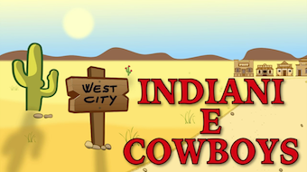 video indiani e cowboys